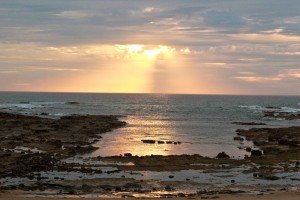 Sunset in Kilcunda