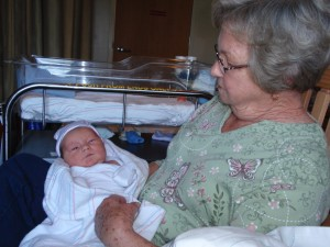 B and his Great Granny