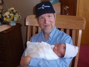 Grandpa and B