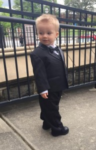 Such a little stud!
