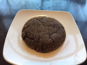 Chocolate snickerdoodle