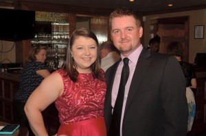 With my handsome date <3