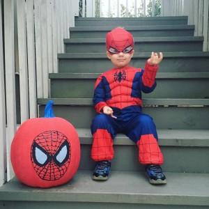 I'm Spiderman!